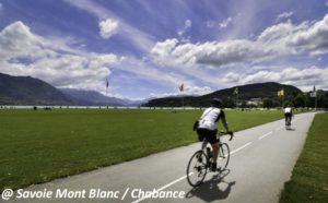 cyclotourisme Alpes du nord @ Savoie Mont Blanc / Chabance