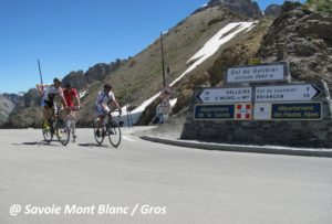 cyclotourisme Alpes du nord @ Savoie Mont Blanc / Gros